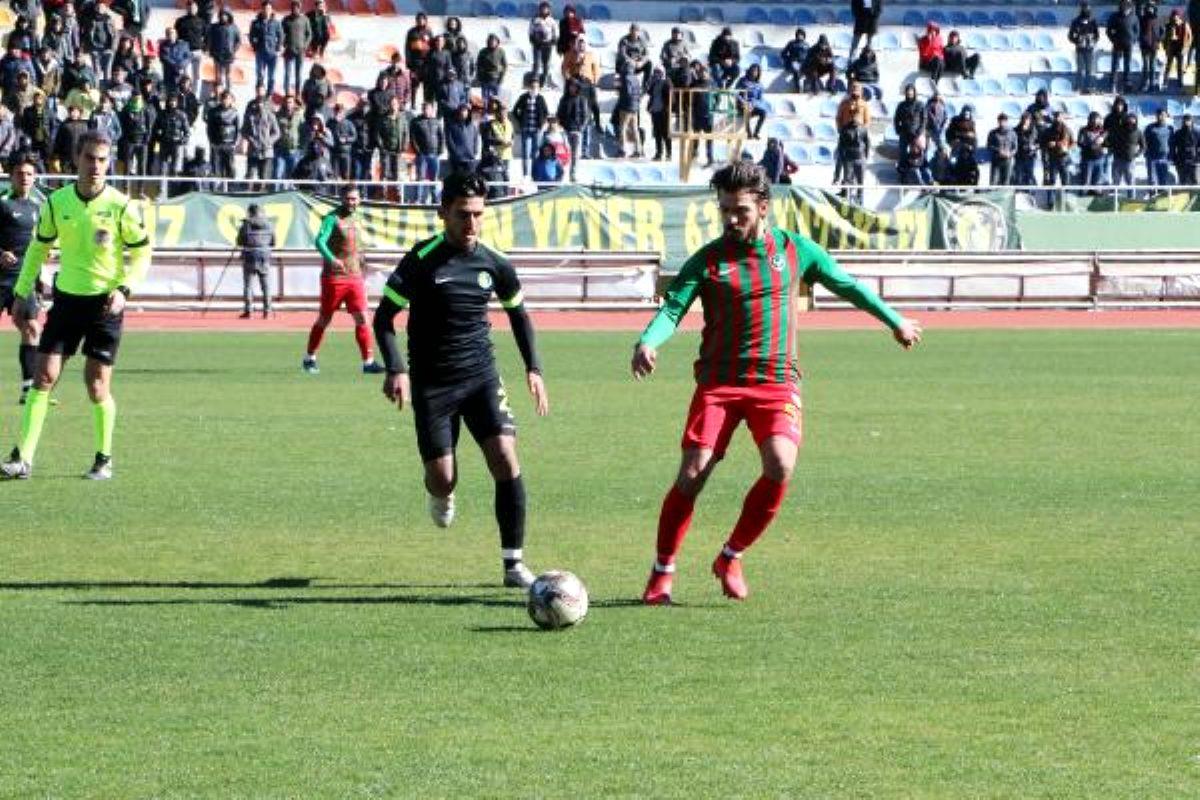 Amed Sportif Faaliyetler: 0-5