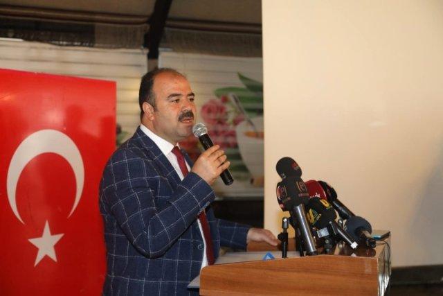 Başkan Çiftçi, Büyükşehir'in 5 Yılını Değerlendirdi
