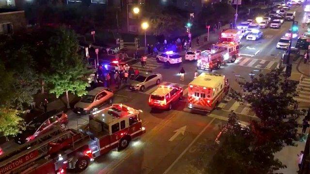 Beyaz Saray yakınlarında silahlı saldırı: 1 ölü 5 yaralı