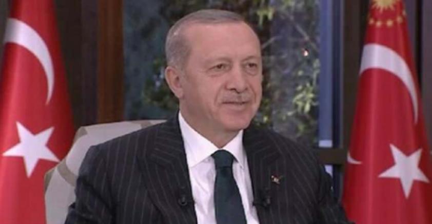 Cumhurbaşkanı Erdoğan, Her şeyi serbest bıraktık diye bu iş bitti anlamına gelmez