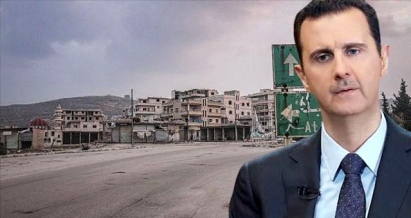 Esed'in kirli Türkiye planı deşifre oldu!