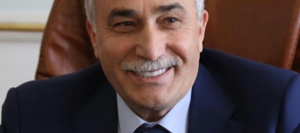 Eski Gıda Tarım ve Hayvancılık Bakanı Ak Parti Şanlıurfa Milletvekili Dr.Ahmet Eşref  FAKIBABA'dan 19 Mayıs kutlama mesajı
