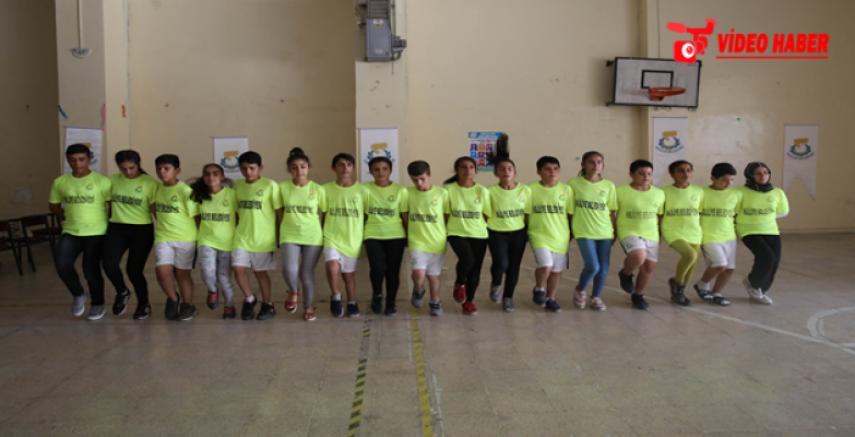 Haliliye Belediyesi Yaz Spor Okulları, Gençlere Sporu Aşılıyor