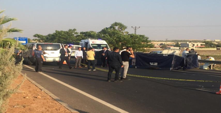 Osman Bey Kampusunda Araca Silahlı Saldırı, 3 Ölü