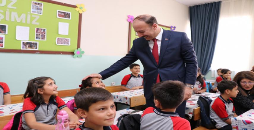 Şanlıurfa'da 393 Okul Yapılıyor