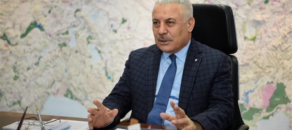 """""""ŞANLIURFA'DA SULAMA İNŞAATLARI DEVAM EDİYOR"""