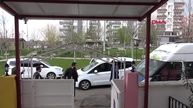 Şanlıurfa Kavga İhbarına Giden Polislere Pasta Sürprizi