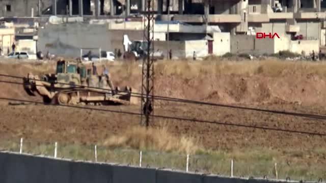 Şanlıurfa teröristlerin tuzakladığı 250 kilo patlayıcı imha edildi