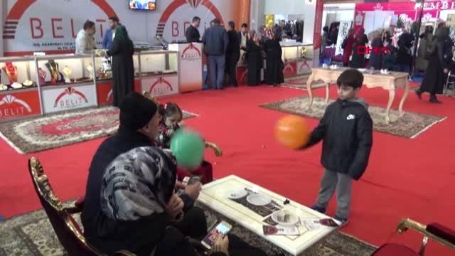 Şanlıurfa'da Evlilik Fuarı Açıldı
