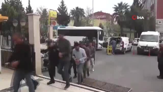 Şanlıurfa'da 'Joker' Operasyonu: 24 Gözaltı