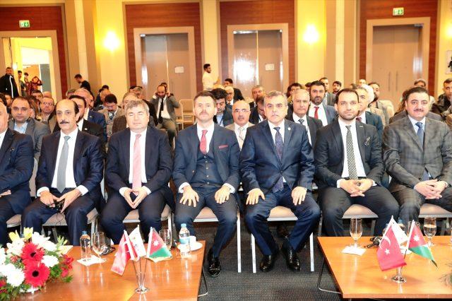 Şanlıurfa'da Türkiye-Ürdün Ekonomik İşbirliği Toplantısı yapıldı
