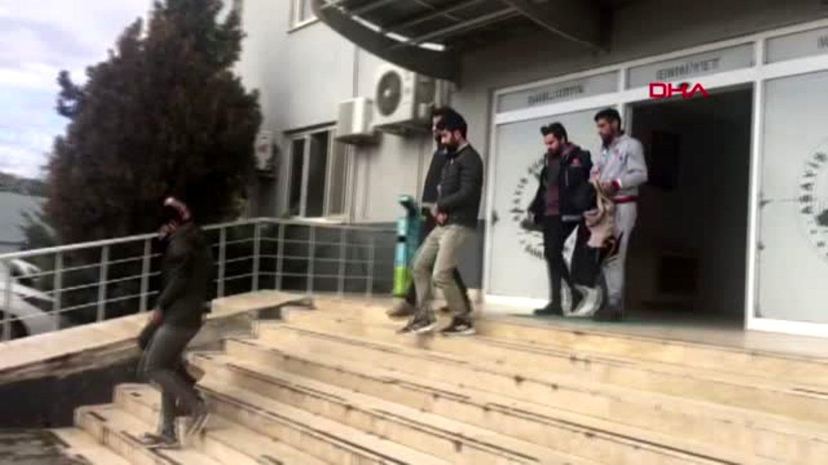 Şanlıurfa'da uyuşturucu operasyonuna 6 tutuklama