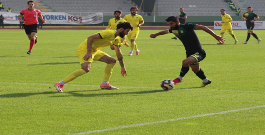 Şanlıurfaspor- Manisa Büyükşehir Belediyespor