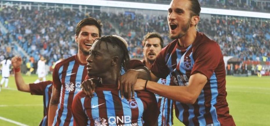 Trabzonspor, Galatasaray'ı mağlup etti.