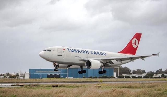 Türk Kirazı, Turkish Cargo ile Taşınıyor