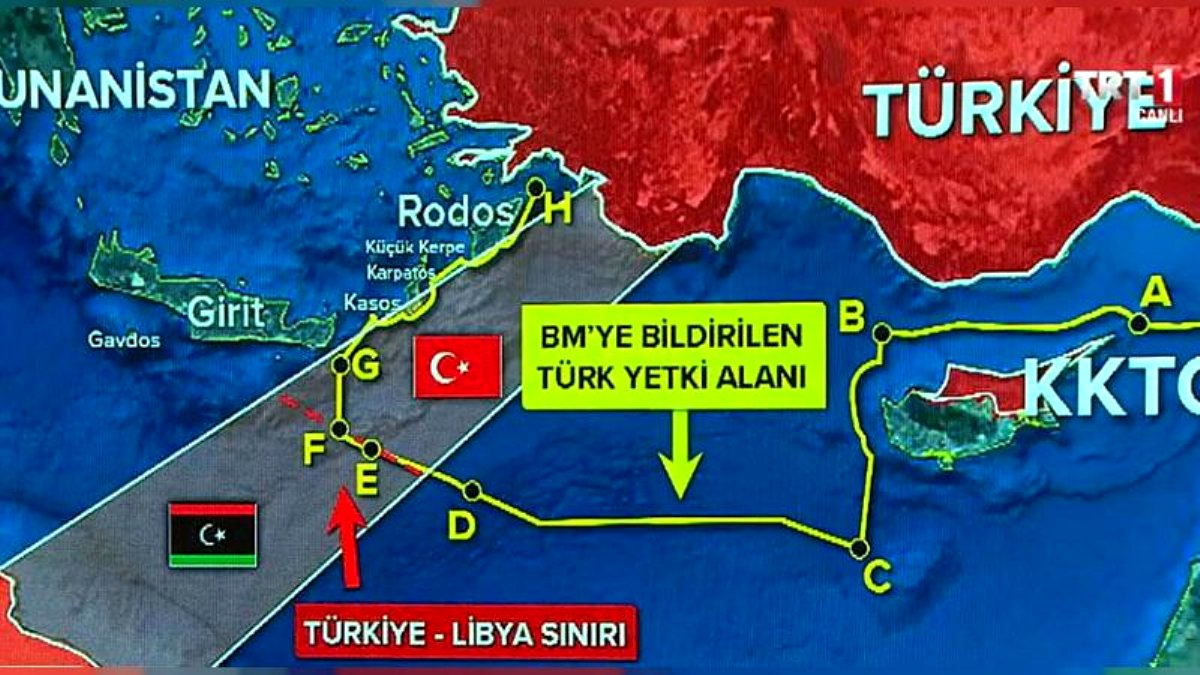 Türkiye'nin Libya ile imzaladığı mutabakat Türk-Yunan ilişkilerini nasıl etkiler?