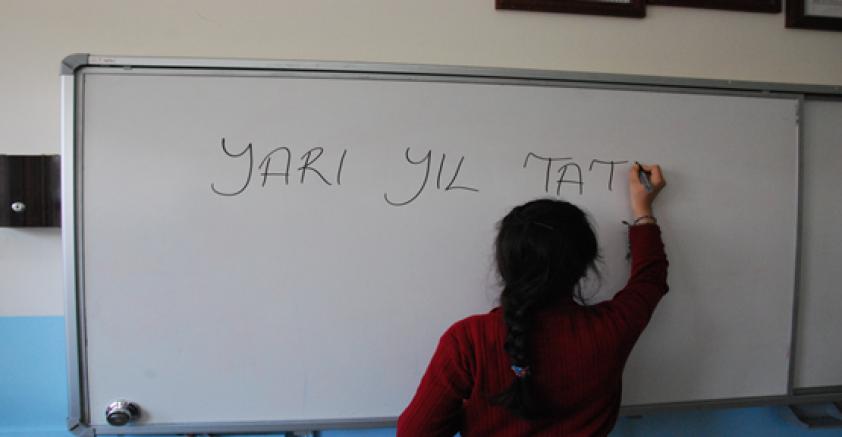Urfa'da 850 Bin Öğrenci Karne Alacak